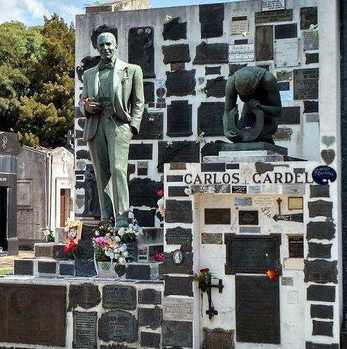 Chacarita y el Mausoleo Carlos Gardel